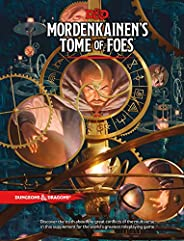 D&D MORDENKAINEN'S TOME OF FOES (Dungeons &a