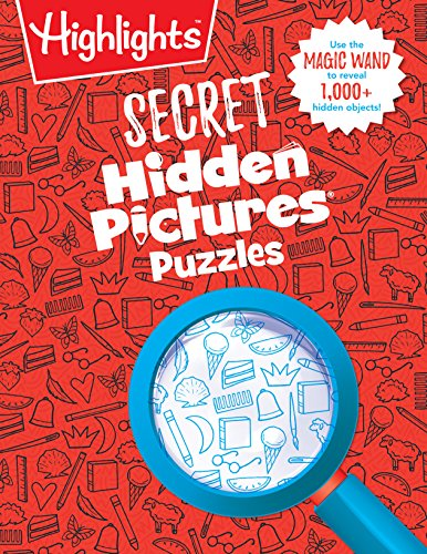 Secret Hidden Pictures® Puzzles (HighlightsTM  Secret Puzzle -