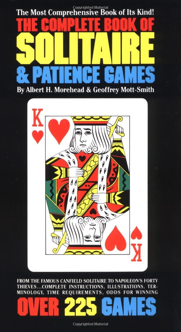 Complete Book Solitaire Patience Games product image