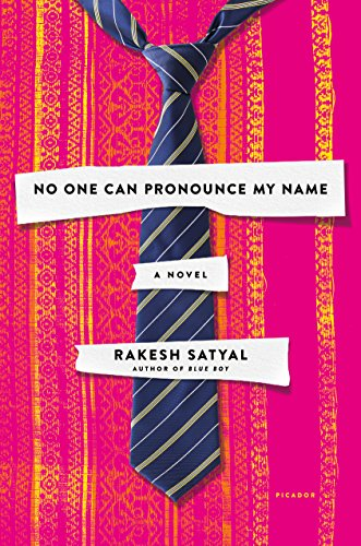 Book Cover: No One Can Pronounce My Name