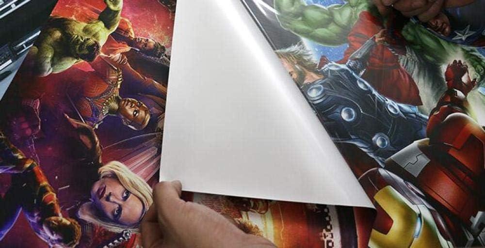 Stickers muraux Dragon Ball Anime /Étanche Auto-Adh/ésif Papier Peint Dortoir Chambre Surdimensionn/é Autocollant Mural Affiche De Bande Dessin/ée 60X90Cm A