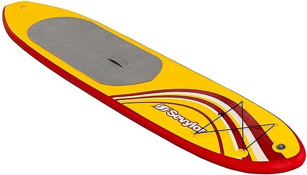 SEVYLOR Stand Up Sup - Tabla de Paddle Surf, Color Amarillo ...