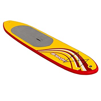 SEVYLOR Stand Up Sup - Tabla de Paddle Surf, Color Amarillo, Rojo ...