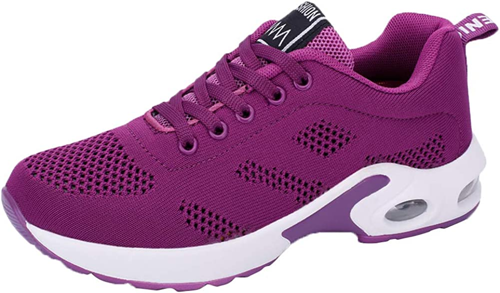 Lancholy Womens Running Shoes Soprt Sneakers Lightweight Fashion Casual Walking Athletic Non Slip