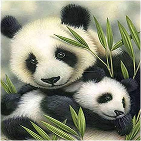 Clearance Animal DIY 5D Resins Crystal Rhinestone Embroidery Painting Dotz Arts Cross Stitch Kits Gift for Adults Kids Wall Bedroom Decor,7.8X7.8 Owl Full Drill Diamond Painting