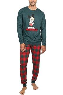 Disney Pijama Manga Larga Mickey para Niña: Amazon.es: Ropa ...
