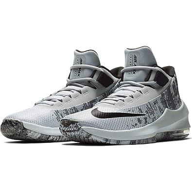 new concept d7587 71eb9 Nike Herren Air Max Infuriate 2 Basketballschuhe, Mehrfarbig (Wolf  Black/Dark Grey 003