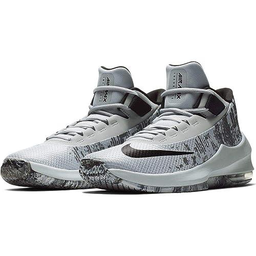 e7aa76ad Nike Air MAX Infuriate 2 Mid, Zapatos de Baloncesto para Hombre: Amazon.es:  Zapatos y complementos