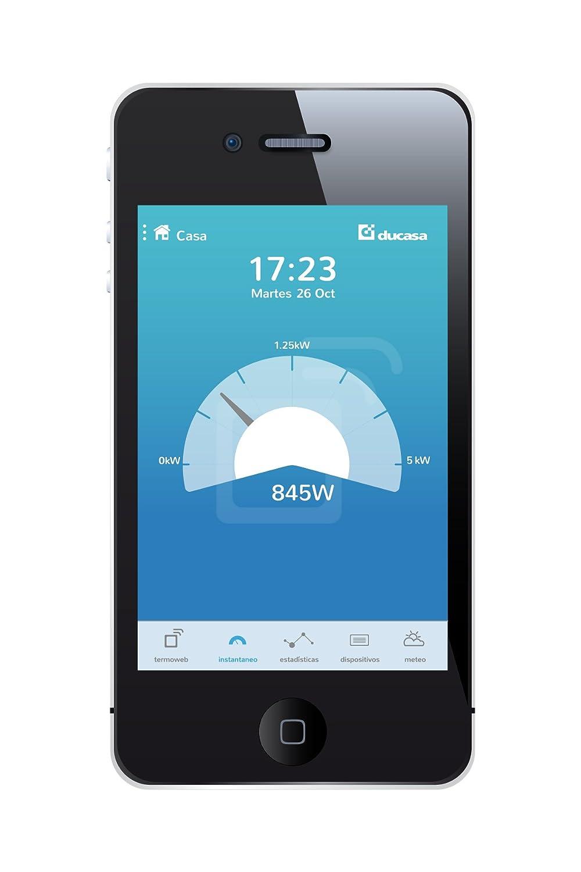 Ducasa IEM - Control 3g wifi boiler+energy: Amazon.es: Bricolaje y herramientas