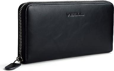 Men Long Wallet Purse Clutch Bag Phone Card Holders Cash Pocket Male Best Gifts