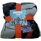 Epic Games Manta Polar Infantil Fortnite Lama Motif Label ...