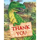 Diggin' For Dinos Thank you Cards 8 Pack, Health Care Stuffs