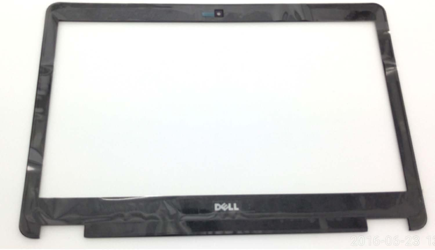 Nodalin Laptop Front Frame LCD Bezel Screen Cover for Dell Latitude E7440 P/N 02TN1 with Camera Hole