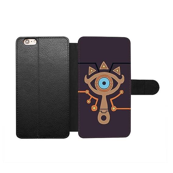 7cbe24f37f3fc3 The Legend of Zelda Breath of The Wild Sheikah Slate Case for iPhone 6 Plus