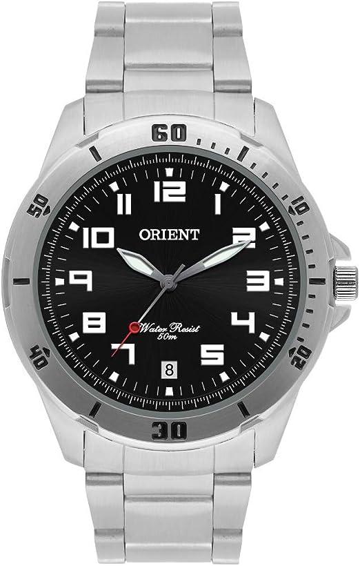 Relógio analógico esportivo, da Orient