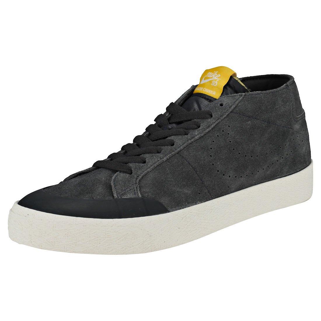 Nike SB Zoom Blazer Chukka XT, Zapatillas de Deporte para Hombre 45 EU|Multicolor (Anthracite/Anthracite/Fir 002)