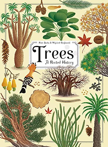 Trees: A Rooted History (Tree Bee)