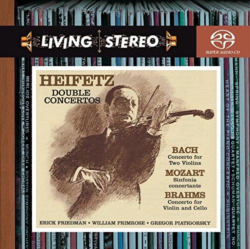 Heifetz: Double Concertos [Hybrid SACD]
