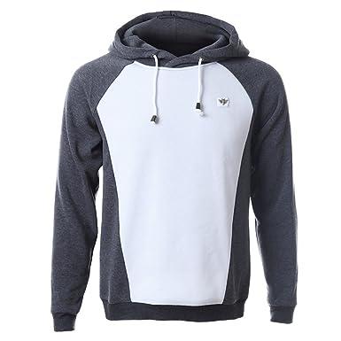 2e8ff581675d Capuche Shirt Veste Fit Brinny Roulé Pull Homme Sweat Col Slim À gO8BF