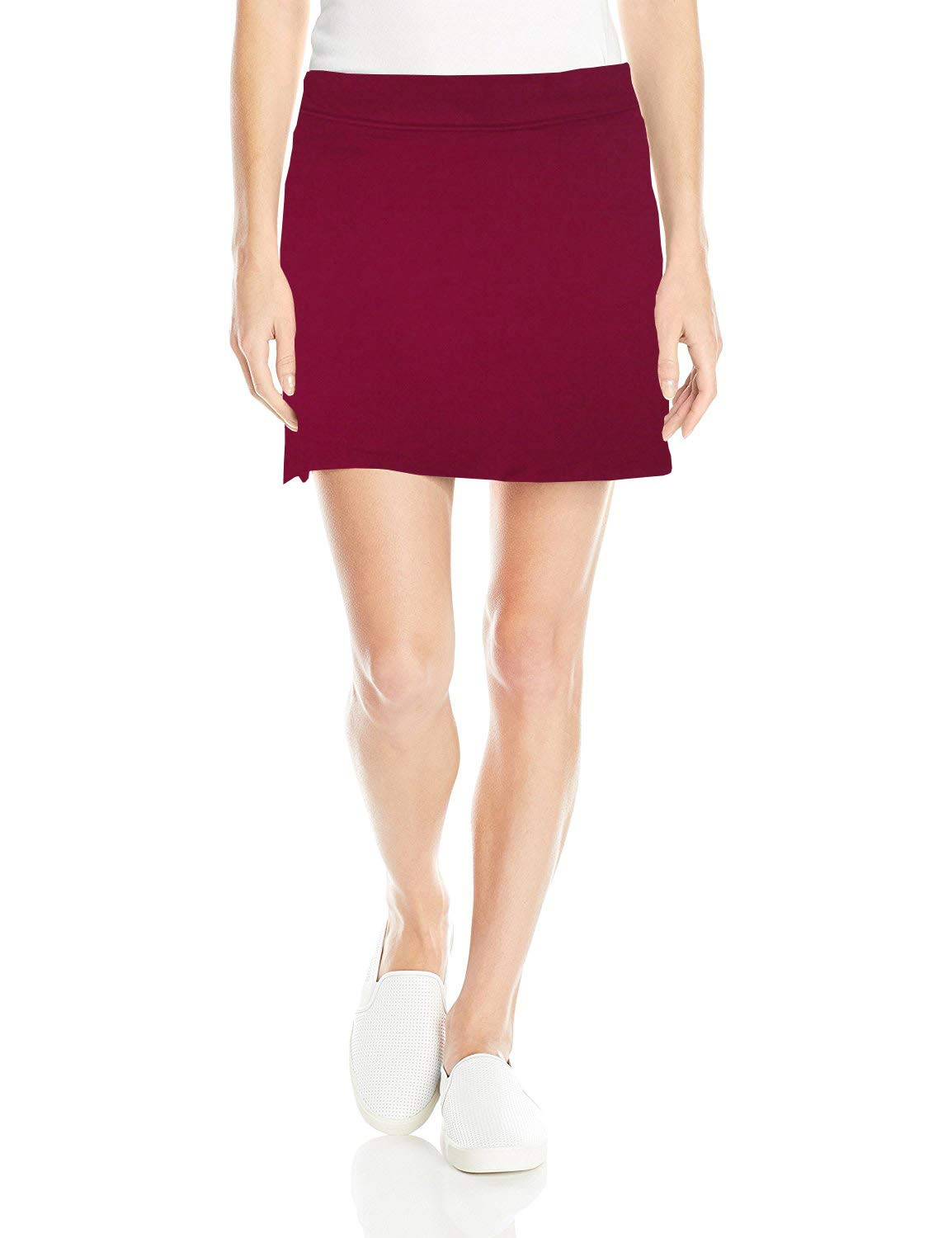Colorado Clothing Women's Everyday Skort (Cranberry Crush, X-Small) by Colorado Clothing