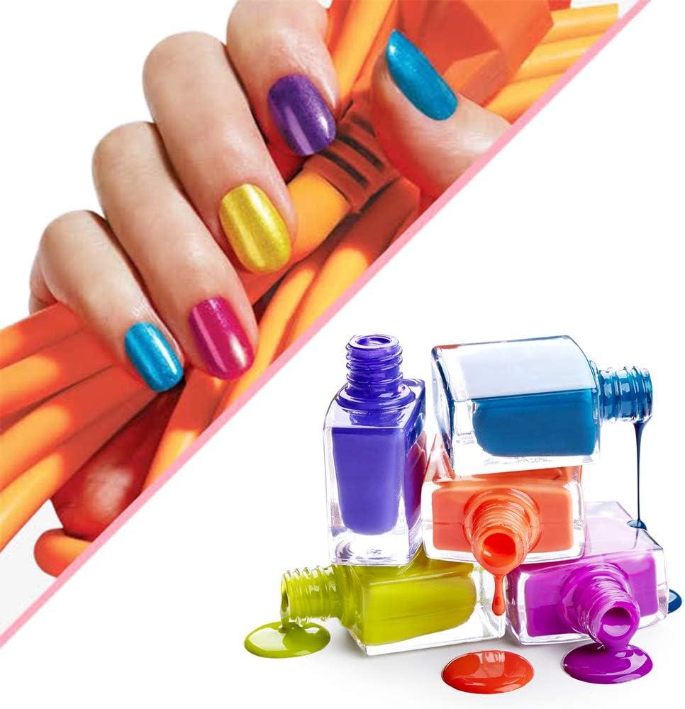 DEWEL Epoxidharz Farbe 32er/×5g Mica Pulver Metallic Farbe Resin Farbe Seifenfarbe Set Pigment