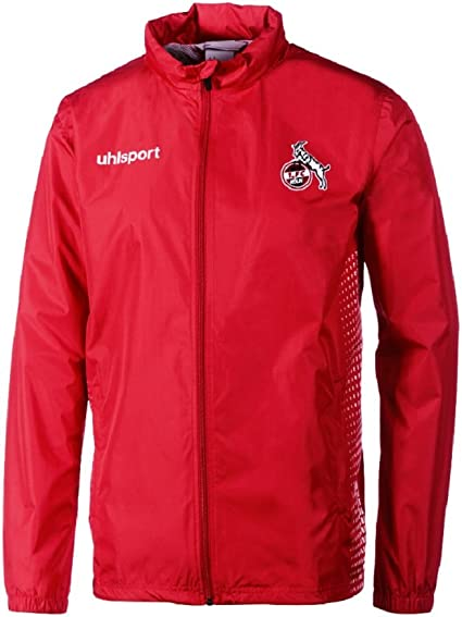 1. FC Köln Uhlsport Regenjacke Jacke Jacket