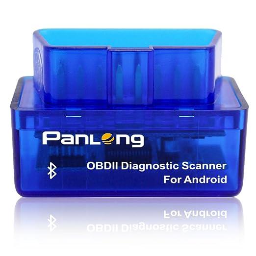 Panlong Bluetooth OBD2 OBDII scanner