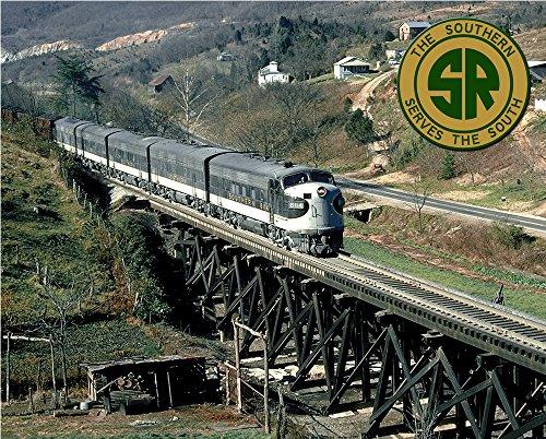Southern Railway EMD F7 8