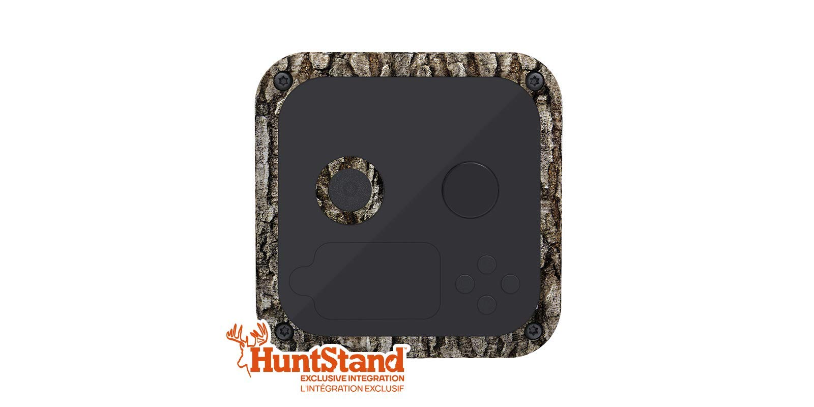 Wildgame Innovations Shadow Micro Cam 16 megapixel Lightsout Trail Camera, No Flash Scouting Camera with Both Daytime/Nighttime Video and Still Images, Wildlife and Security Purposes, Tru Bark Camo