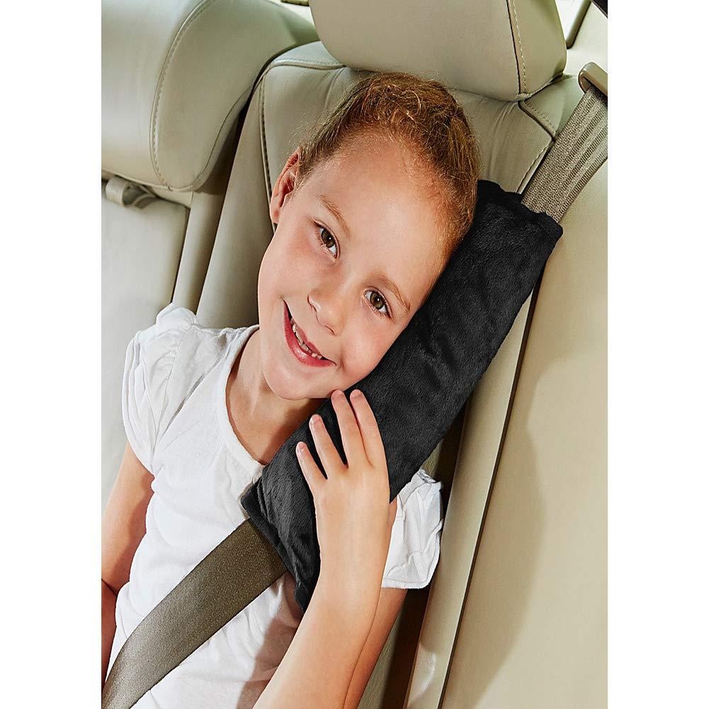 Travel Smart by Conair Travel Smart Car Happy Seatbelt Pillow