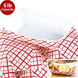 Heavy Duty, Grease Resistant Paper Food