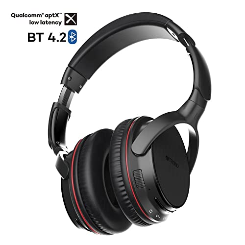 TROND Bluetooth V4.2 Headphones Over Ear, Wireless Headset