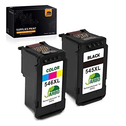 JARBO Cartuchos de tinta PG-545XL CL-546XL para Canon PIXMA ...