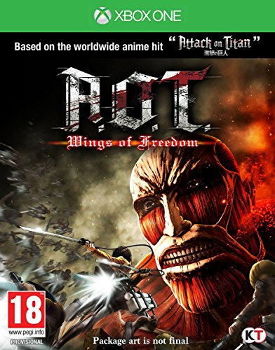 A.O.T. Wings of Freedom (Xbox One)