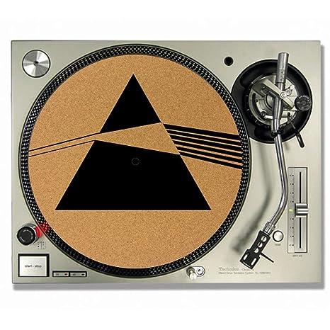 Dark Side of The Moon Cork DJ - Alfombrillas de vinilo para ...