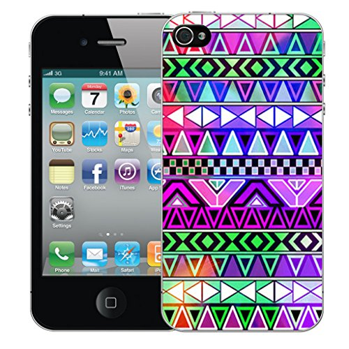 Mobile Case Mate iPhone 5s Silicone Coque couverture case cover Pare-chocs + STYLET - Andes pattern (SILICON)