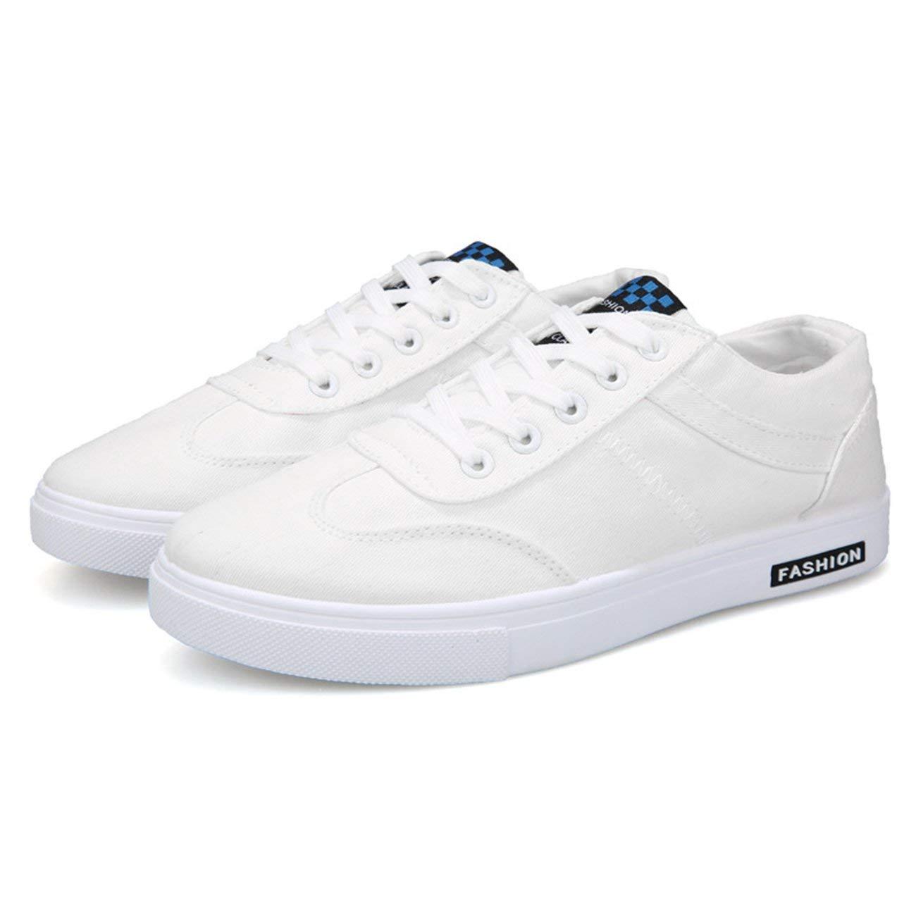 Printemps Automne Hommes Chaussures Mode Tendance Chaussures Casual Chaussures de Toile Respirante Jiobapiongxin
