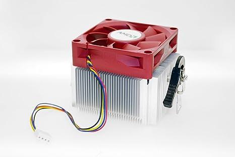 partscollectio AMD A10 – 7860 K R7 GPU (Socket FM2 +) Ventilador ...