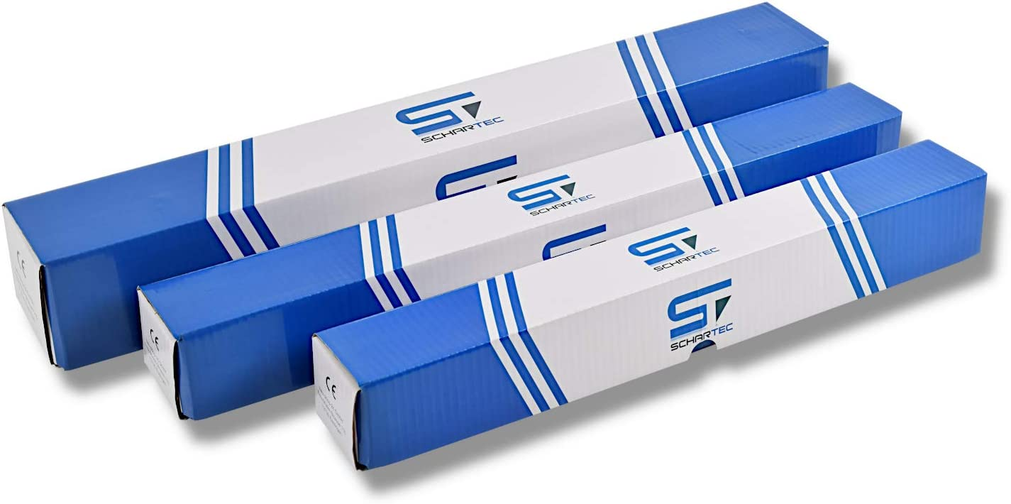 SCHARTEC Profi Rolladenantrieb Rollladenmotor 10 Nm und 25 kg Rolladenmotor f/ür 60 mm Welle Rohrmotor SCHARTEC Tube 10-60