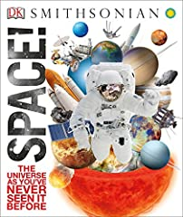 From the publishers of the award-winning Knowledge Encyclopedia comes Space!       Truly encyclopedic in scope and fully up-to-date covering the stars and planets, space exploration, and the night sky, Space! is packed with amazing fac...