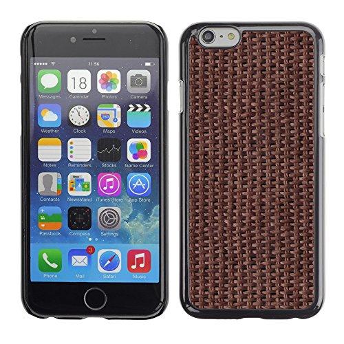 "Premio Sottile Slim Cassa Custodia Case Cover Shell // V00002024 texture tissée // Apple iPhone 6 6S 6G PLUS 5.5"""