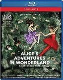 Alice au pays des merveilles (Blu-Ray) [(+booklet)]