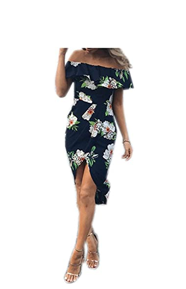 Eloise Isabel Fashion Floral dress moda feminina flores impresso ruffles barra neck cintura alta wrap dress