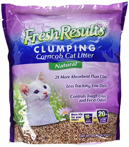 Pro-Sense Fresh Results Clumping Cat Litter, 10 lbs