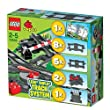 Lego Duplo 10506 Track System Train Accessory Set