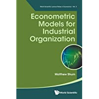 Econometric Models For Industrial Organization: 3