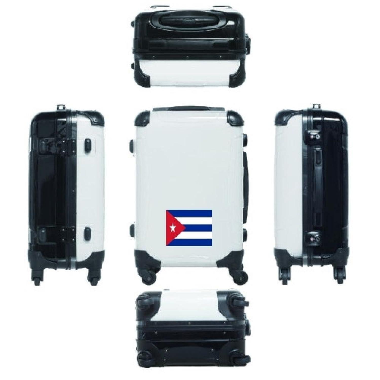 (クラブティー) ClubT キューバの国旗ー横ー両面プリント キャリーバッグ(31L) 31L B0788QDFYY
