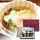 お歳暮 お茶漬け ギフト 高級 セット 6食入り (鯛・鮭・蛤・炙り河豚・鱈子・焼海老・他)