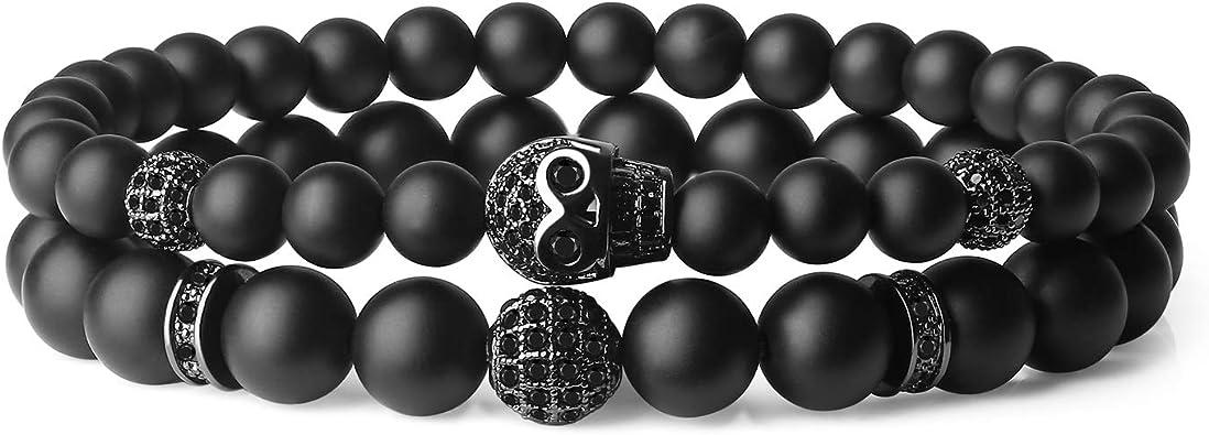 bracelet bijoux tête de mort 5