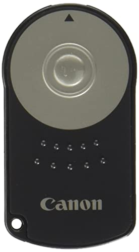 Canon 4524B001 Remote Control RC-06 - Black